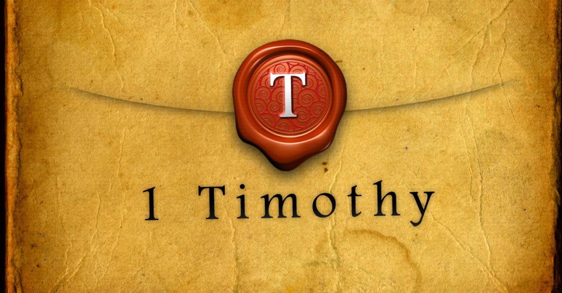 Wykład Pierwszego Listu do Tymoteusza