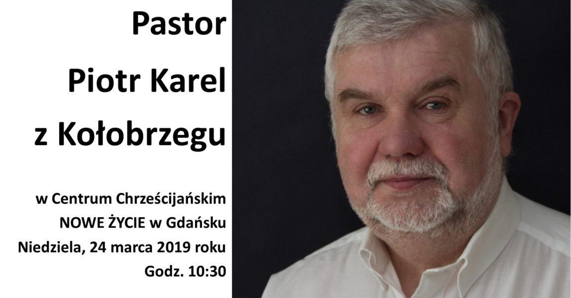 Pastor Piotr Karel