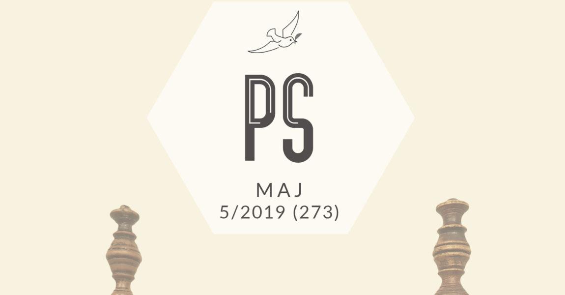 """Maj 2019 – """"A całe Pismo świadczy o Mnie"""""""