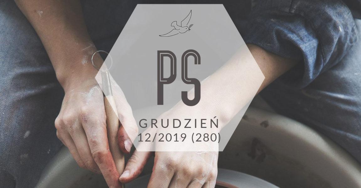 """Grudzień 2019 – """"I Bóg stworzył…"""""""